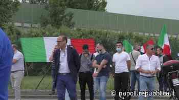Carcere, manifestazione dei sindacati di polizia penitenziaria a Santa Maria Capua Vetere - La Repubblica