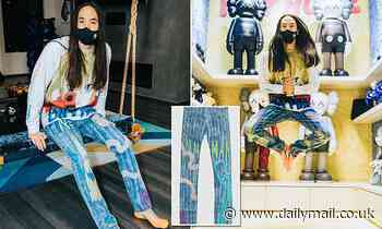 DJ Steve Aoki launch aims to start dialogue on eco-fashion - Daily Mail