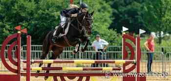 Pferdesport: Springreiter genießen Neustart - Nordwest-Zeitung