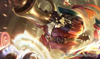 LoL - Riot Games : Bard is AFK, un joueur qui porte bien son nom - Millenium