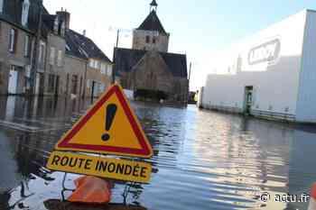 Avranches : La route départementale 31 coupée pendant trois mois - Normandie Actu