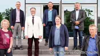 Synode: Ludger Arnold ist erster Präses des neuen Kirchenkreises - werra-rundschau.de