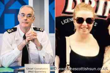 Ex-Police Scotland chief Phil Gormley being sued over bullying allegations two years after quitting - The Scottish Sun