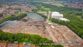Work starts on Salford spec warehouses - Place North West