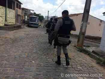 Polícia Militar prende mais um suspeito de violência doméstica em Guarabira • Paraíba Online - Paraíba Online