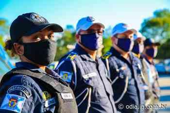 Guarda Municipal de Duque de Caxias recebe novos uniformes - O Dia