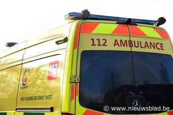 Man overleden na ongeval met quad in Knesselare - Het Nieuwsblad