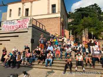 """Monselice, """"musica libera"""" con il flash mob - La PiazzaWeb - La Piazza"""