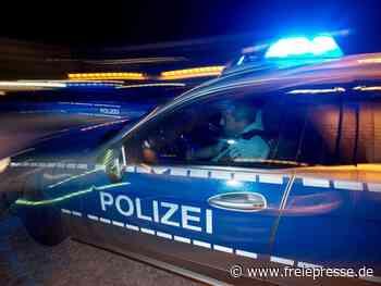 31-Jähriger in Freiberg mit Axt unterwegs - Freie Presse