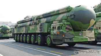 """USA vor Atomwaffen-Gipfel - """"China versteckt sich"""" - BILD"""