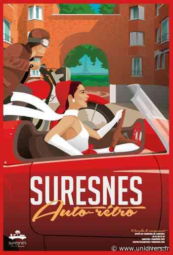 Exposition sur l'histoire automobile suresnoise Terrasse du Fécheray samedi 19 septembre 2020 - Unidivers