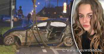 """Drie jaar cel voor twintiger die zonder geldig rijbewijs en aan 'monstersnelheid' dood van Emilie (20) veroorzaakte: """"Roekeloos ten top"""""""