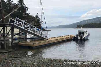 North Saanich approves dock despite last-minute appeal – Victoria News - Victoria News