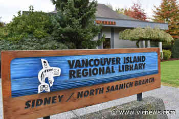 Sidney/North Saanich library nourishes readers with take-out service - Victoria News