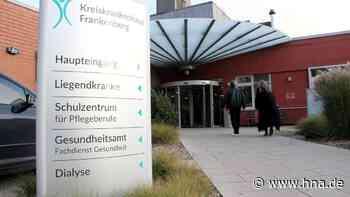 Kreiskrankenhaus Frankenberg: Besuchsverbot bleibt bestehen - HNA.de