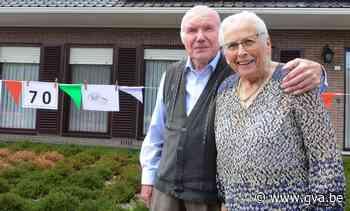 Armand en Maria vieren 70ste huwelijksverjaardag (Rijkevorsel) - Gazet van Antwerpen