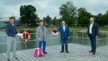 Prien am Chiemsee: Prienavera Wiedereröffnung bei frühlingshaften Temperaturen - chiemgau24.de