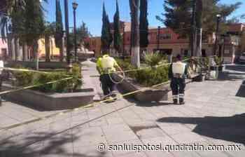 Charcas, sin fecha para ingreso a nueva normalidad - Quadratín - Quadratín San Luis