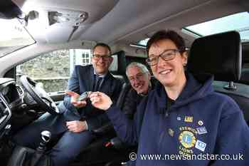 Keswick Lions put brain injury survivors on the road to recovery - News & Star