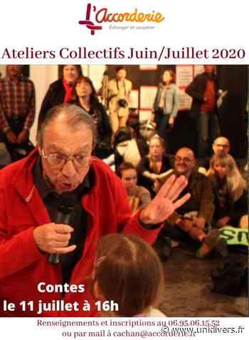 contes pour enfant et grand enfants cachan,avenue victor hugo à l'arrière du 179 avenue aristide briand samedi 11 juillet 2020 - Unidivers
