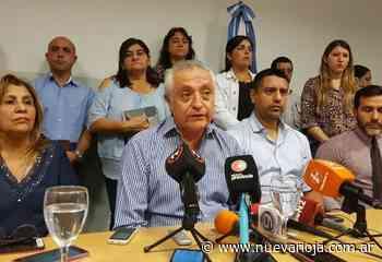 El ministro Vergara habló sobre el nuevo caso positivo de Covid detectado ayer - Nueva Rioja