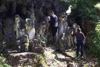 Gironde. Podensac : 10.000 dollars pour les statues du Parc Chavat - actu.fr