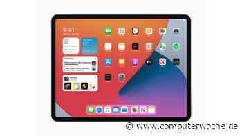Mit Schrifterkennung: Das bringt iPadOS 14