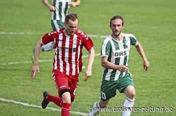 Fußball in der Region: Julien Rieker verstärkt den FV Plochingen - Fußball in der Region - esslinger-zeitung.de