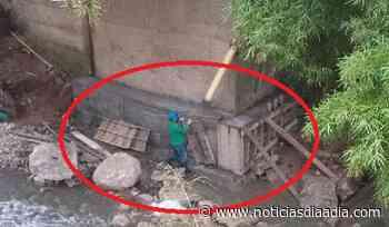 Frenan deterioro de puente entre Tibacuy y Fusagasugá,... - Noticias Día a Día