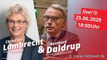 Bundesjustizminsterin Lambrecht kommt nach Sendenhorst - Radio WAF