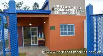 San Luis del Palmar: Alistan Centro de Ex combatientes en Malvinas - Corrientes Noticias