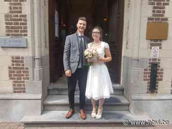 Melissa en Mitch in Alken (Alken) - Het Belang van Limburg