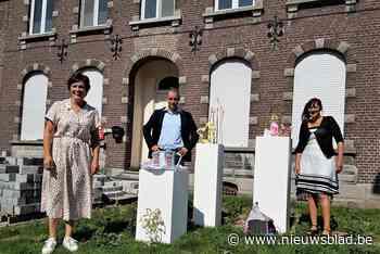"""Kunstacademie opent nieuwe afdeling in oude Sentse pastorij: """"Een droom die uitkomt"""" - Het Nieuwsblad"""