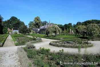Rozentuin in gemeentepark wordt in ere hersteld
