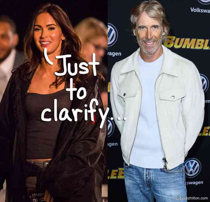 Megan Fox Denies Being 'Preyed Upon' By Director Michael Bay After Past Remarks Resurface