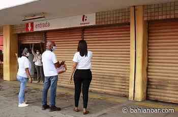 Comércio de Candeias é reaberto gradualmente; toque de recolher segue em vigor - Bahia No Ar!