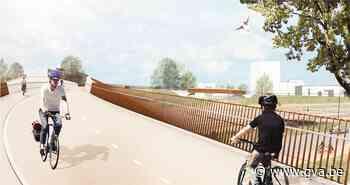 Zo zal de nieuwe Krugerbrug in Hoboken eruitzien na aanpassingen in overleg met de buurt - Gazet van Antwerpen