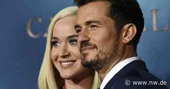Katy Perry und Orlando Bloom: noch keinen Namen fürs Baby - Neue Westfälische