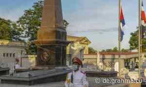 Ehre dem Generalmajor und treuen Soldaten › Kuba › Granma - Offizielles organ des PCC - Granma Deutsch