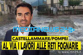 """Castellammare/Pompei - Longobardi, promessa mantenuta """"Al via i lavori in via Fontanelle"""" - Ansa"""