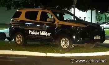 Dois homens são presos em Nova Andradina por descumprir medida protetiva - Portal do Jornal A Crítica de Campo Grande/MS