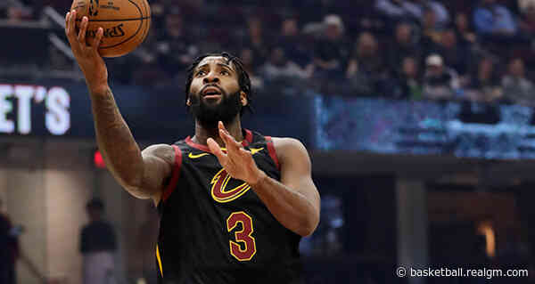 Andre Drummond To Pick Up $28.75M 20-21 Player Option With Cavaliers