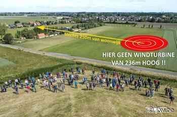 Nog eens 320 bezwaarschriften tegen windmolens bij Brugge en Zuienkerke - Krant van Westvlaanderen