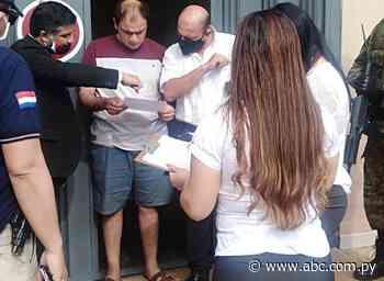 Allanan viviendas en Ybycuí en busca de supuesto homicida - Nacionales - ABC Color