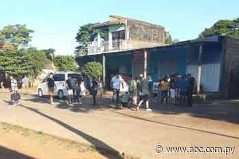 Matan a un chapista en plena calle de Ybycuí - Judiciales y Policiales - ABC Color