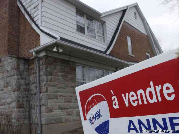 Coronavirus live updates: It will take years for Montreal real estate to recover, CMHC says