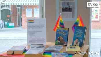 Boizenburg: Regenbogen-Ecke in der Stadtbibliothek eingerichtet | svz.de - svz.de