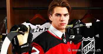 Hockey-Sternstunde: «Die New Jersey Devils sind stolz, Nico Hischier zu begrüssen» - bluewin.ch