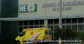 Suspeito de roubo em Arapiraca tenta fugir de hospital vestido de - Cada Minuto