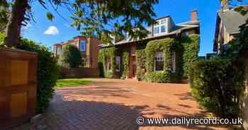 Ayr Edwardian period home is hidden gem from bygone era - Daily Record